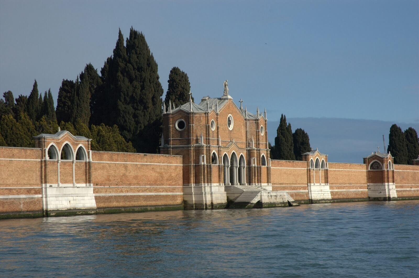 cimitero venezia