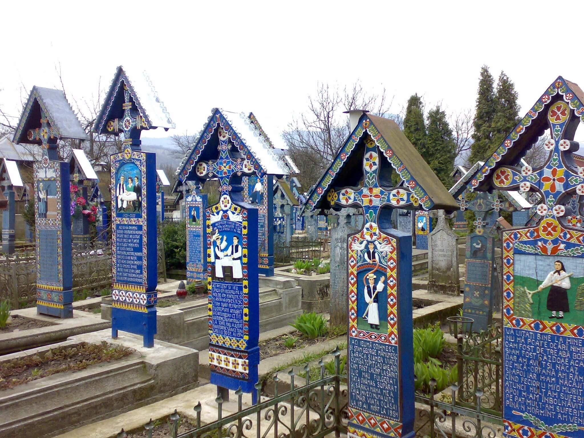 cimitero gioioso
