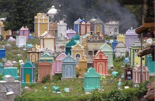 cimitero guatemala