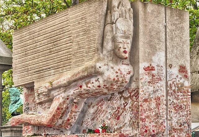 cimitero Parigi